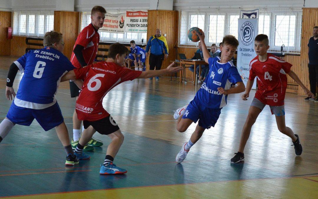 4. kolo KM 2019/2020 – ŠK ZEMPLÍN Trebišov : HK Slovan Levoča