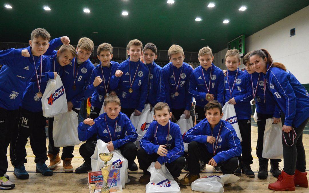 Hummel 4 Sports Cup (4.-6.1.2020, Prešov)