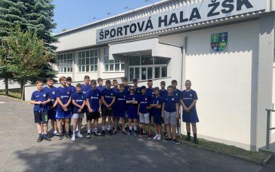 Prípravný zápas, mladší a starší žiaci, 22.6.2021, Žilina