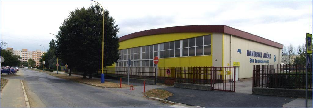 Handball aréna Bernolákova